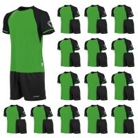 Liga 15 Kit Deal - Bright Green/Black