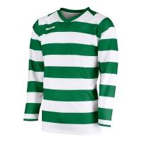 Lisbon Jersey - Green/White