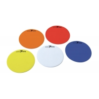 Multi Colour Round Marker Discs (Set of 10)