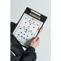 Soccer Coaches Double-Sided Clipboard
