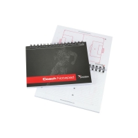 A6 Pro-Coach Notepad (Pack 6)