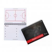 A5 Futsal Coach Notepad (Pack 6)