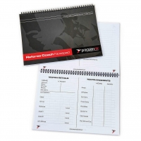 A5 Football Referee Assessors Notebook (Pack 6)