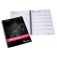 A4 Football Match Day Planner (Single)