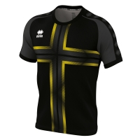 Parma 3.0 Jersey - Black/Yellow